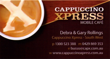 Capuccino-Express