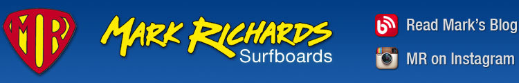 Mark Richards Surfboards