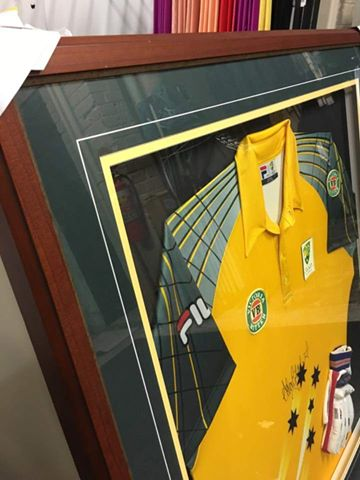 Adam Gilchrist cricket memorabilia for auction
