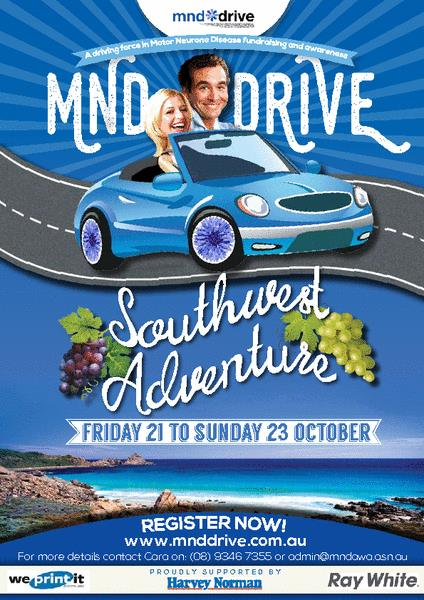 MND Drive South West Adventure