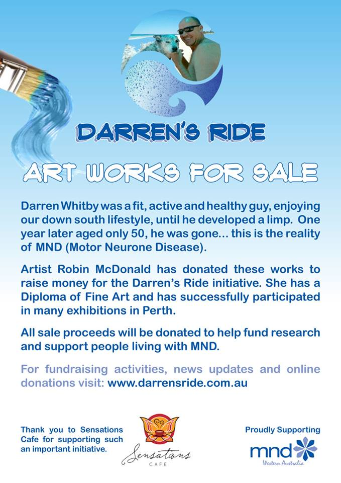 Artwork For Sale Darren Ride